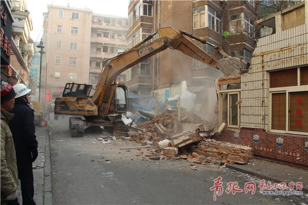 """拆违+整治,青岛这条20年商业老街将""""大变脸""""!"""