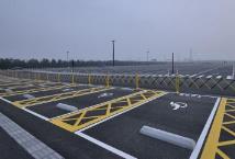 淄川今年将新建、改建20处停车场