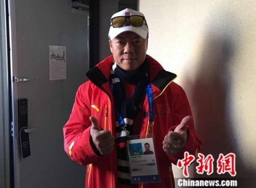 赵宏博:花滑冬奥形势不容乐观 调整状态放手一搏