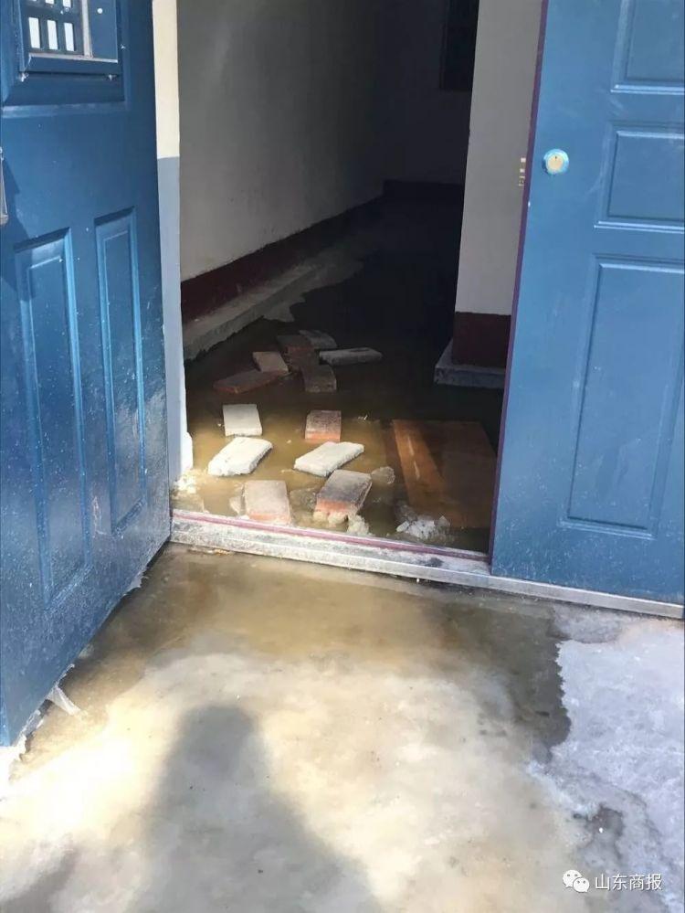 太臭了!济南一住户家中粪水遍地,淌到床边才发现…