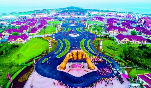 青岛西海岸新区打造四张城市名片 提升城市软实力