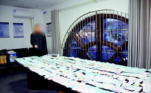 10天蹲守取证 青岛铁警破获一起制贩假票案件