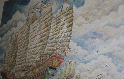 聊城市民钢笔画创作十余年 作品被辽宁舰永久收藏