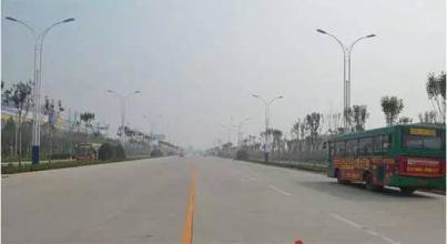 聊城黑龙江路东延与茌东大道将进入工程验收阶段