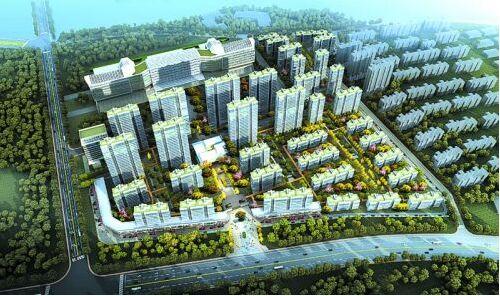 青岛大沽河旅游度假区迎来大项目 沿线楼市崛起