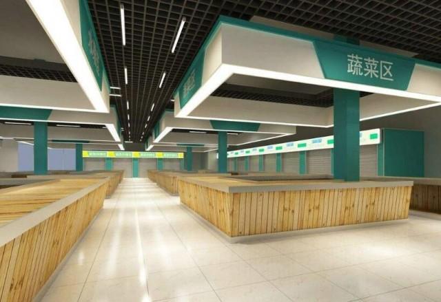 济南新规:新建小区需配建室内菜市场 与住宅同步验收
