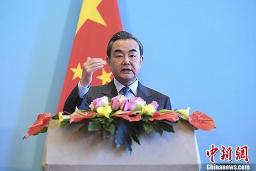王毅:朝鲜半岛对话谈判大门总有重新开启的一天