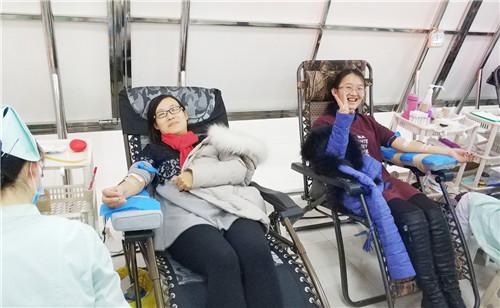 淄博2484人捋袖 保障春节救治用血