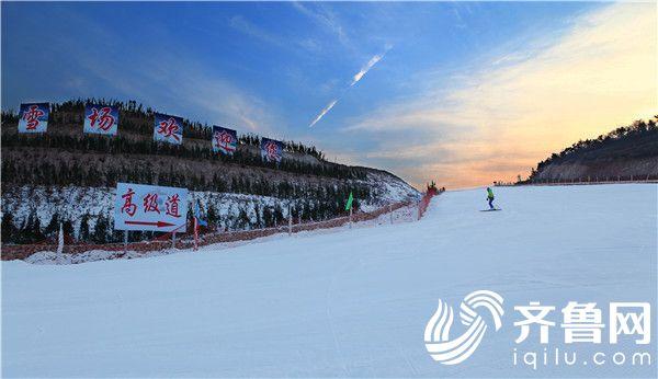 雪野滑雪场  (1)