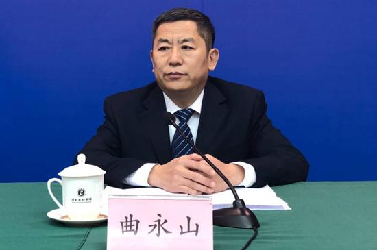 山东省国土厅总规划师 曲永山