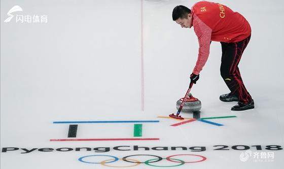 冬奥冰壶混双中国6-4胜美国2胜3负晋级形势严峻_综合体育_体育_齐鲁网