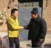 """""""第一书记""""韩峰驻村记 真心付出换得群众真情认可"""