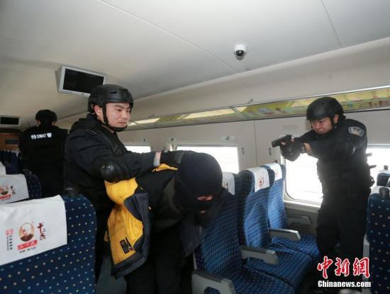 全国各地铁路警方春运以来排查消防隐患6080余个