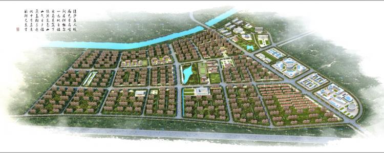 """乐陵市铁营镇:聚力新城建设,打造""""幸福铁营"""""""