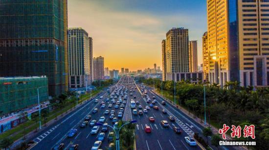 环保部:1月74城中海口空气质量最佳 北京排第9