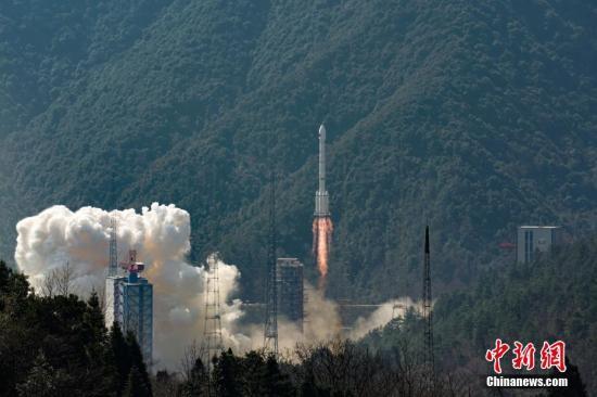 中国星载原子钟打破国外技术封锁