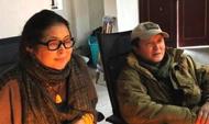 倪萍与丈夫近照罕见曝光 两人因戏生情低调恩爱