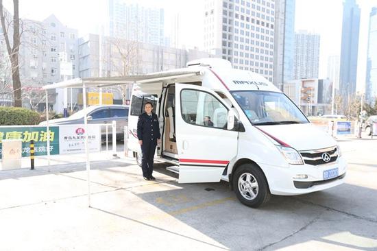 青岛成立首家房车旅游公司 首批引进50辆车