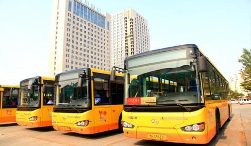 14日起,济宁这四条公交线路有调整,看看路过你家吗