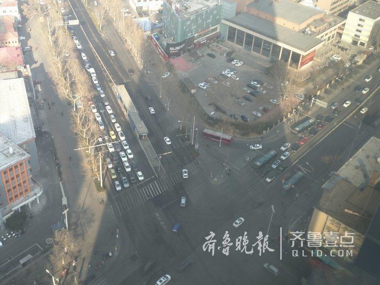 距春节剩两天,济南交通开启忙年模式