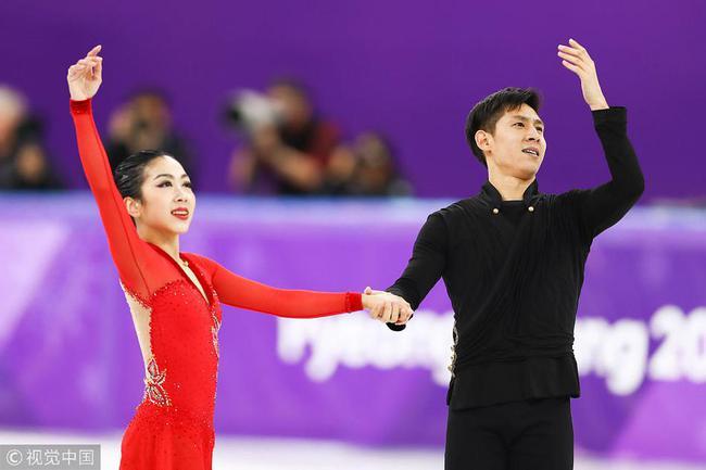 冬奥隋文静/韩聪0.43分之差屈居亚军 德国夺冠