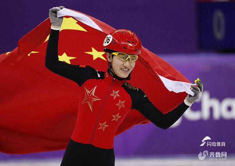 短道开张!女子1500米中国00后小将摘银韩国夺金