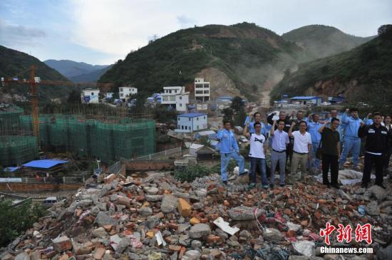 """鲁甸地震纪念馆:""""讲述""""灾区巨变 描绘光明未来"""