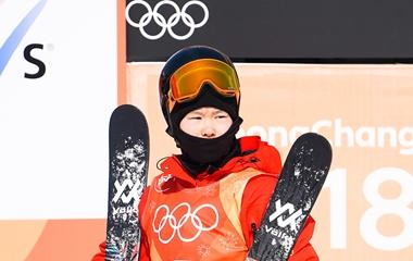张可欣获冬奥会自由式滑雪女子U型池决赛第9名