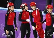 冬奥会屡遭不公判罚 周洋:为何不判韩国队犯规