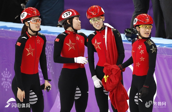 冬奥会屡遭不公判罚周洋:为何不判韩国队犯规