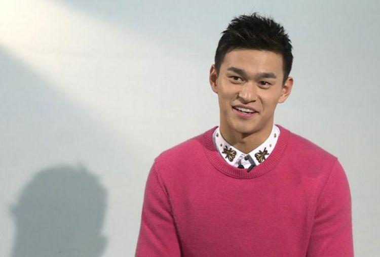 【追梦中国·致情怀】孙杨,每个0.1秒的拼搏都是五星红旗升起的高度