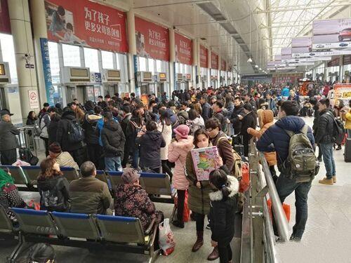 春节临沂道路运送旅客46万 客流集中在京沪等长线热点城市