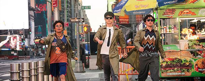 《唐人街探案2》影评:德才兼备,才是王道