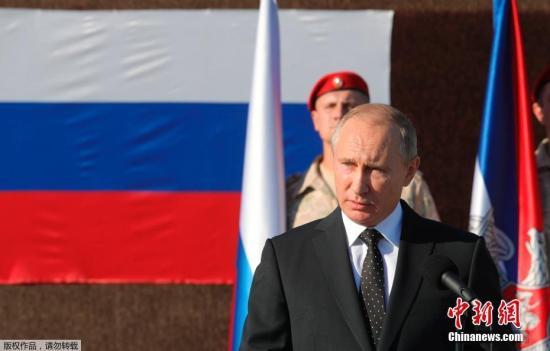 普京将向在叙牺牲飞行员家属转交俄英雄金星奖章