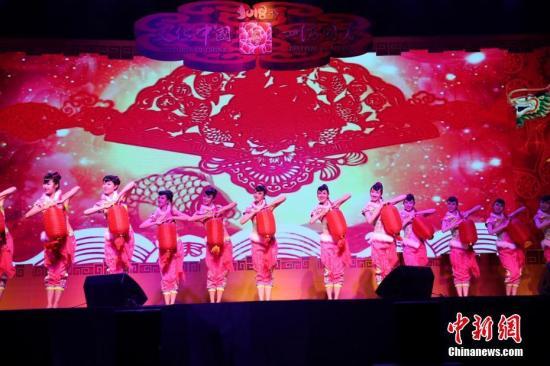 """中国文化闪耀合艾 """"四海同春""""情暖泰南"""