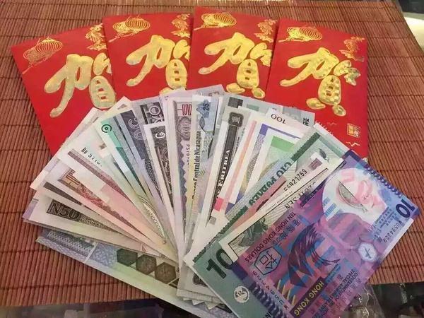 """180元可换52张外币红包""""独特体面""""?律师:或涉违法"""