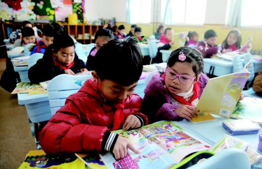 青岛全市中小学迎来新学期 报到先定个小目标
