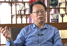 专访山东乳山维多利亚海湾旅游开发有限公司董事长刘新利