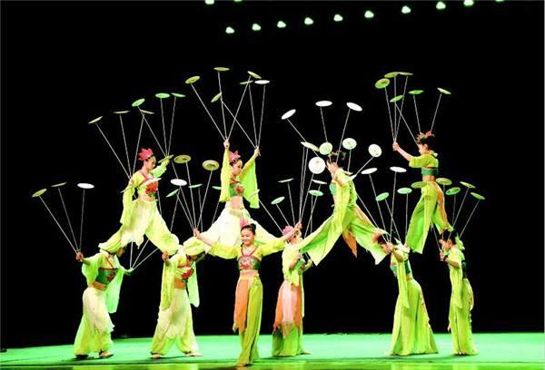 聊城去年文化惠民活动直接服务群众100多万人