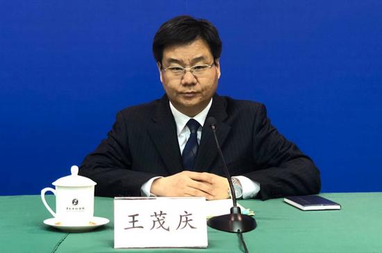 山东省经济和信息化委员会规划与技术改造处处长 王茂庆
