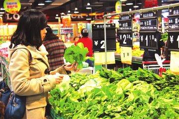 """春节过后,济南蔬菜便宜了不少,有的甚至""""拦腰斩"""""""