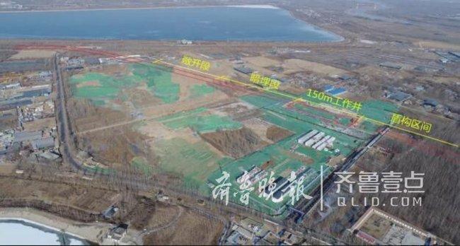 济南黄河公路大桥改扩建今年开工,这些工程也要继续!