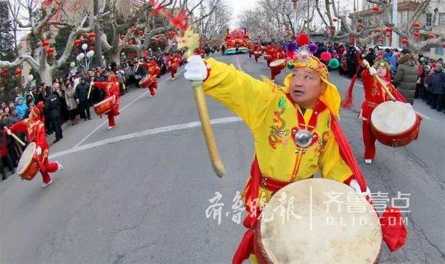"""庆祝元宵佳节 """"秧歌进城""""大型民俗活动邀您来看"""