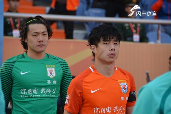 鲁能新赛季报名表出炉:U23共7人 王大雷改穿14号