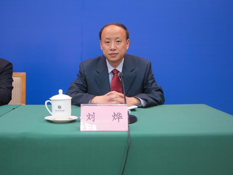 山东省政府办公厅电子政务处处长 刘烨