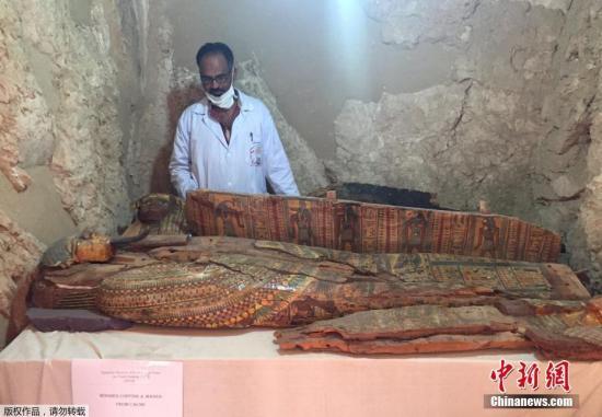 专家:埃及5000年前木乃伊身上发现世界最古老纹身