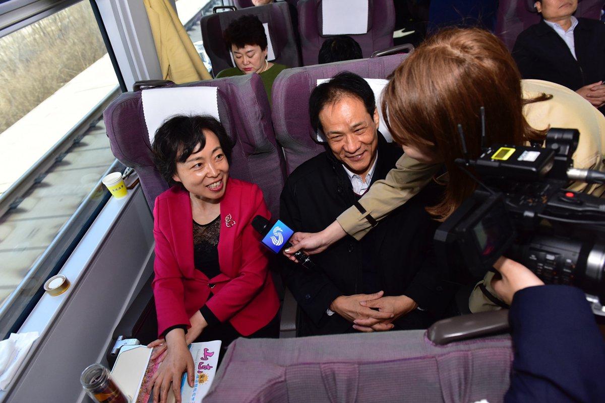 住鲁全国人大代表赴京 看他们都说了啥?