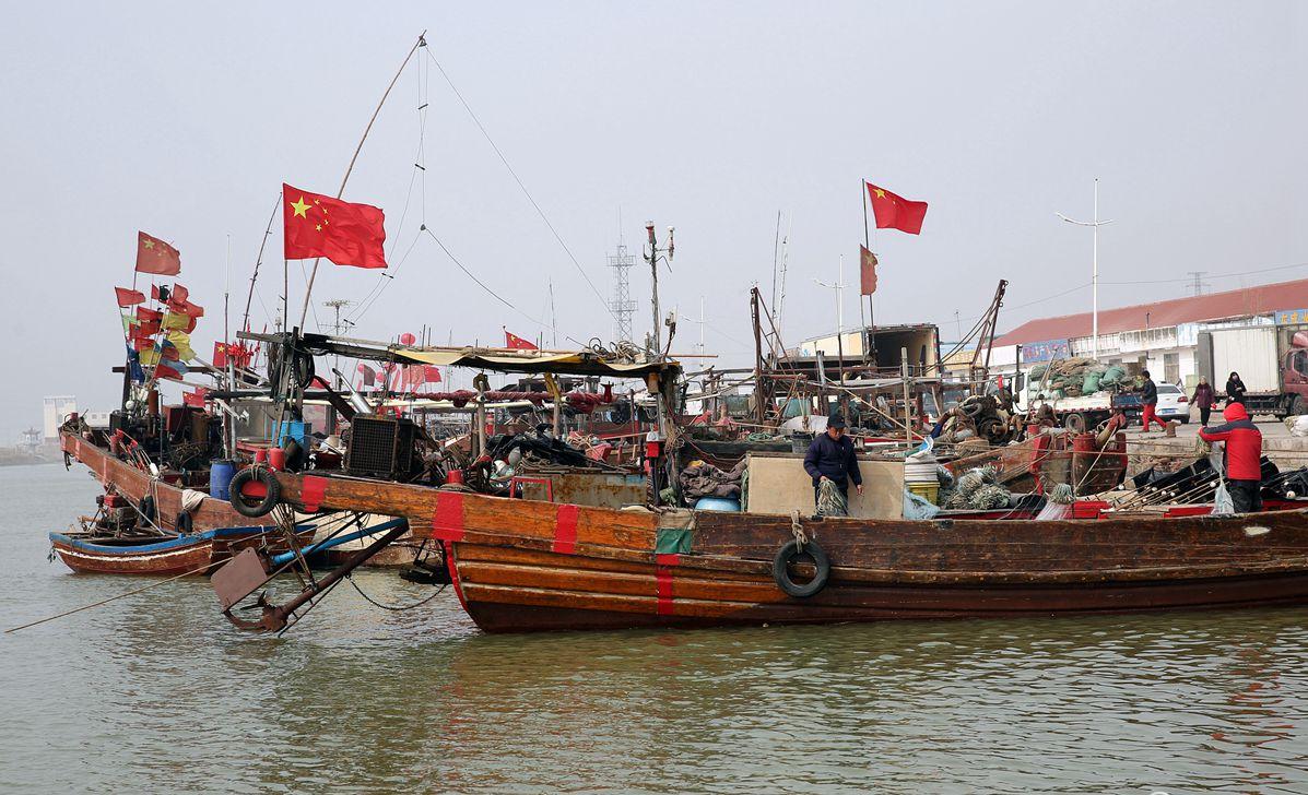 东营渔民祭海迎开海节 宾客齐聚体验千年渔文化