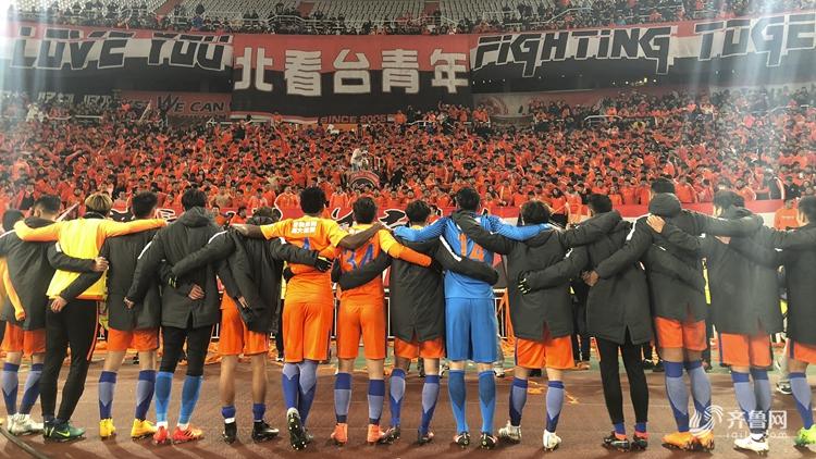 新赛季开门红!鲁能主场3-0大胜国安