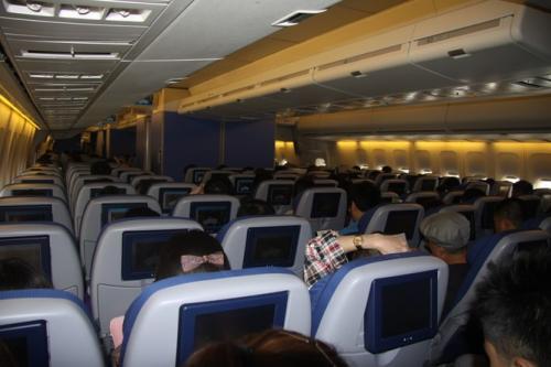旅客乘机空中发病 东营机场紧急救治转危为安